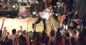 Switchfoot performed at Madison's Majestic Theater on April 18.