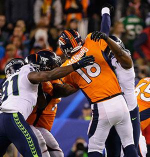 Not that Super: Peyton Manning struggles in big games