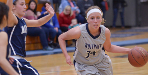 Women's basketball finishes 1 win away from nationals