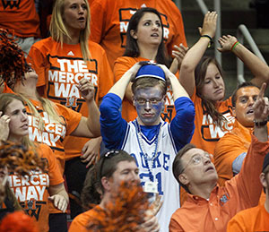 Duke's loss to Mercer shows how far the mighty have fallen