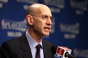 NBA commissioner shows leadership in dealing with owner's racist behavior