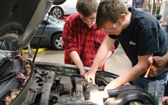 Auto club offers clinic to prep for winter