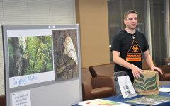 Honors project examines invasive species
