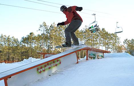 Wisconsin ski slopes offer wintery fun