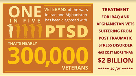 post traumatic stress disorder and vietnam veterans Posttraumatic stress disorder (ptsd) a vietnam veteran's experience introduction during ones life not many people will make a significant and lasting impression on you.