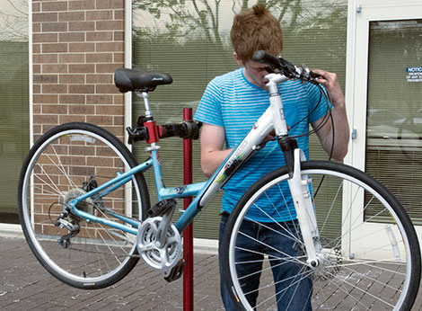 Student Senate's bike clinic offers variety of services