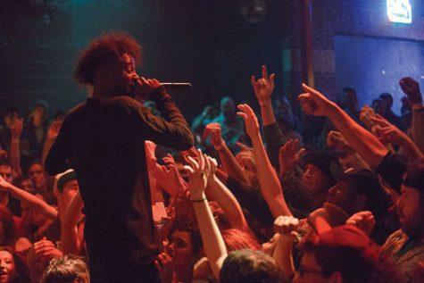 Detroit rapper's fan base growing