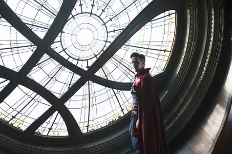 Latest Marvel film embraces all things strange and unusual in the universe