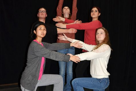 Madison College Performing Arts presents 'The Burial  at Thebes'