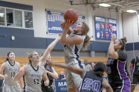 Racking Up The Wins: Madison College women's basketball team sizzling hot  with a 13-3 overall record