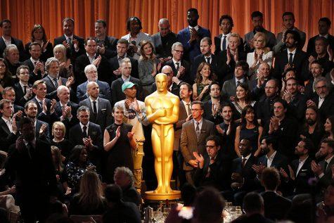 Diversity in the Oscars still a work in progress