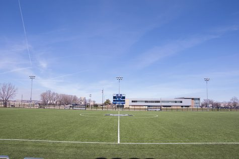 Madison College's Goodman Sports Complex also includes an all-turf soccer field.