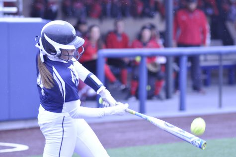Softball team ends season  with 34-17 overall record