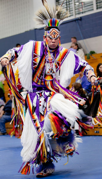 Madison College Pow Wow Held On Saturday April 28 The
