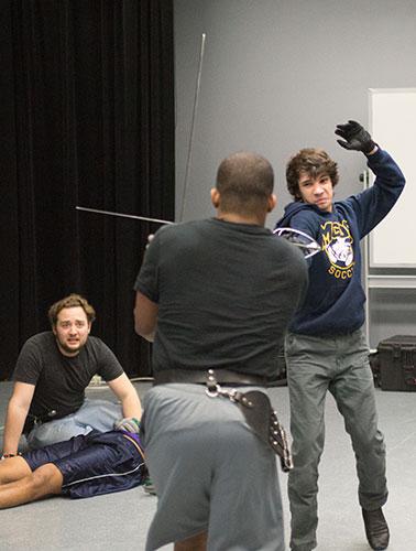 Stage Combat