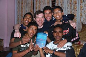 Nonprofit reunites families in Nepal
