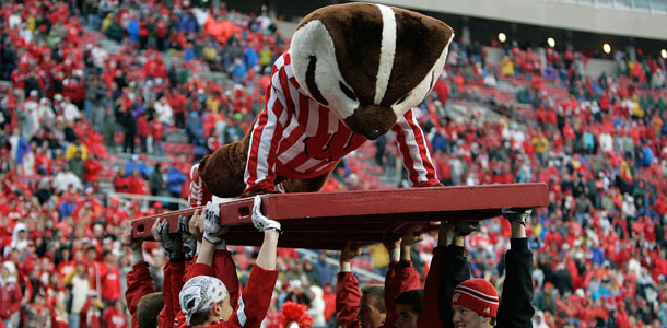 More pushups for Bucky?