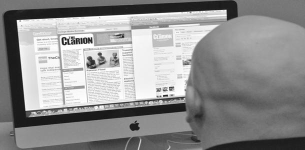 Newspaper to increase its web, social media efforts