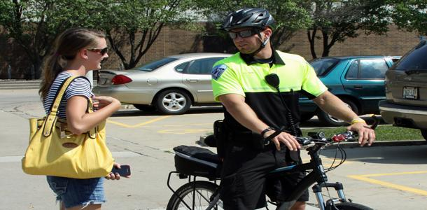 Public+Safety+adds+bike+patrol+with+donation+from+Trek