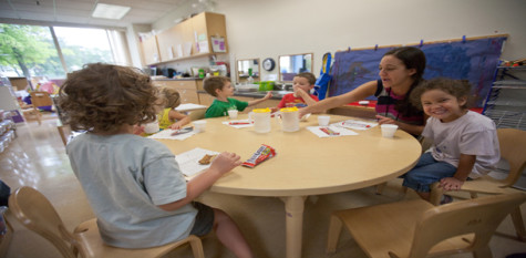 Cuts impact child care nutrition program