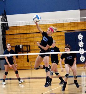 Volleyball starts new season