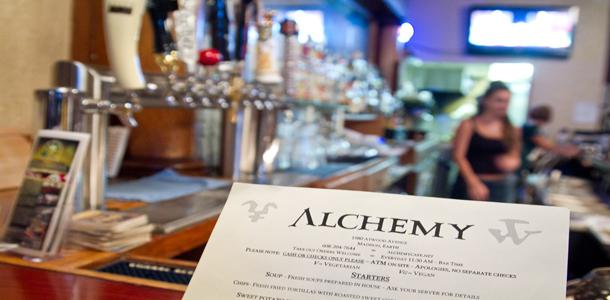 Alchemy Cafe is affordable, fun