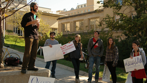 Activists hope to expand Occupy Madison movement
