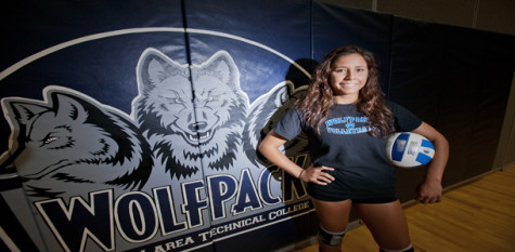 Volleyball team continues to persevere, play strong