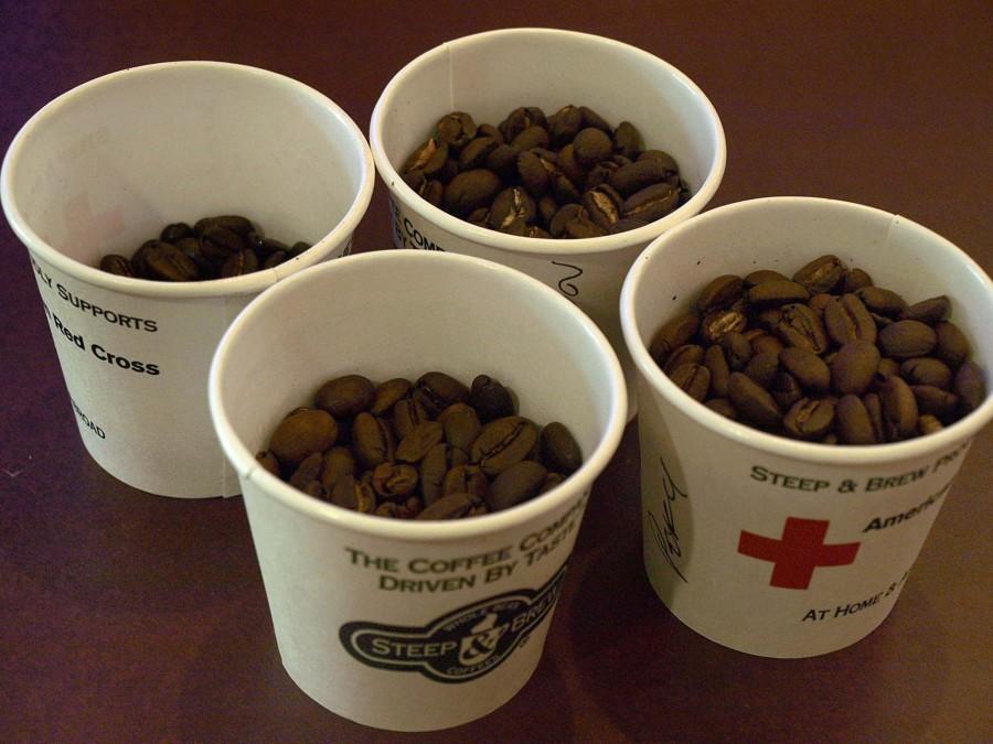Student group holds 'International Coffee Tasting'