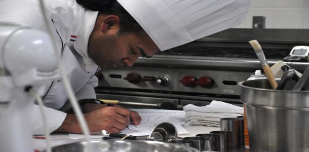 Culinary competition held