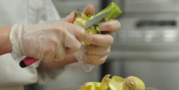 Madison College students are preparing for a culinary competition.
