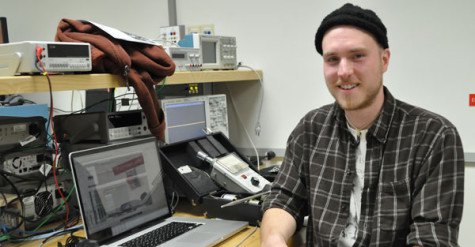 Mysterious 'booms' recorded by Madison College student