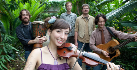 The Ragbirds are decending to the High Noon Saloon on April 16.