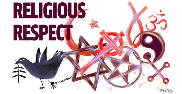 Religious respect