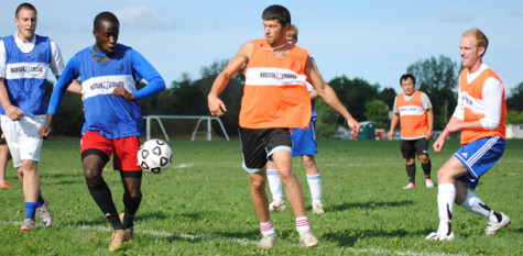 New players and coach hope for soccer success
