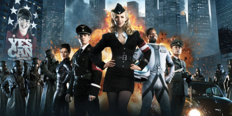 'Iron Sky' has wit and charm for an otherwise serious set of topics
