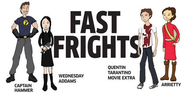 Fast Frights