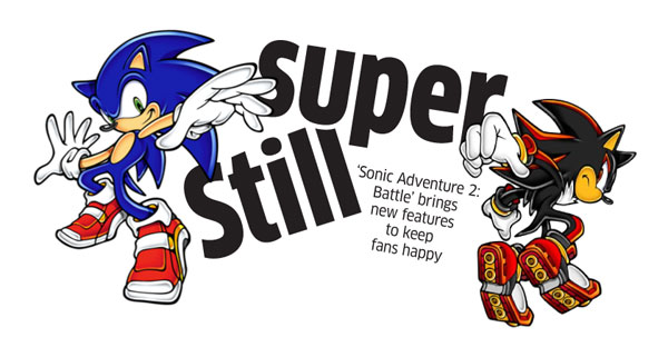 'Sonic Adventure 2: Battle' brings new features to keep old fans happy