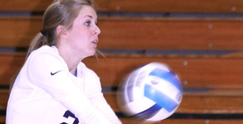 Coach, players net conference volleyball awards
