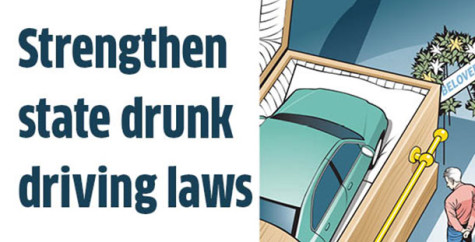 Loose state laws on drinking and driving are a threat to everyone