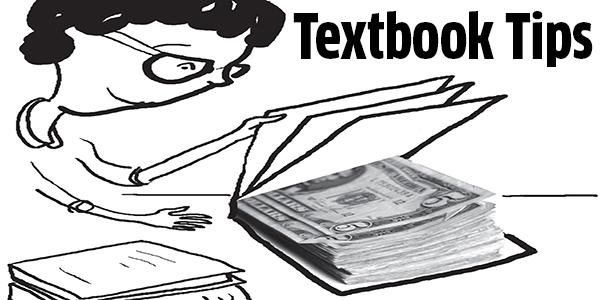 Textbook prices continue to go up.