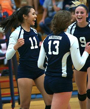 WolfPack volleyball team has a winning attitude