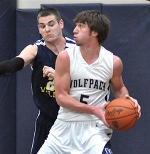 Men's basketball team hopes to improve on 5-26 season