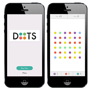 Dots is a top 5 downloadable game.
