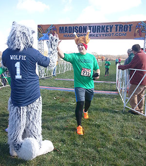 27th annual Turkey Trot has 550 participants
