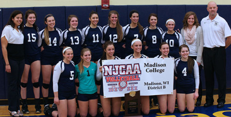 NATIONAL CHAMPS: WolfPack volleyball team wins title