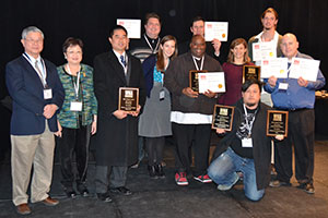 The Clarion wins 12 awards from WNA Foundation contest
