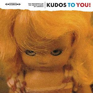 Kudos to You album cover