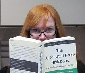 Stephanie Beirne Leuer is the social media editor for The Clarion.