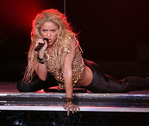 Music review: Shakira's self-title album has much to like